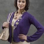 knitted jacket pattern free