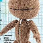 sackboy from little big planet