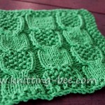 free cable knitting stitch pattern