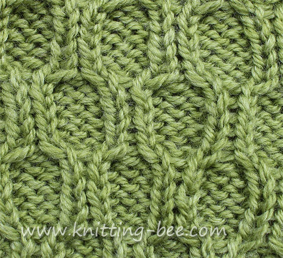Trellis Cable Stitch