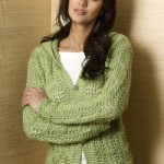 free lace knitted cardigan pattern