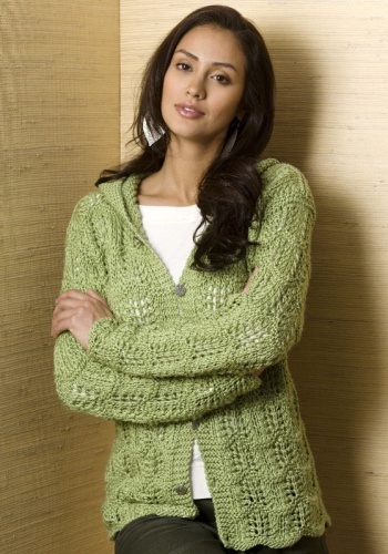 WomenS Cardigan Knitting Patterns - Long Sweater Jacket
