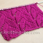 Braided Lace Stitch Pattern