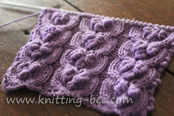 Fancy Knitting Patterns : Fancy Knitting Stitches images