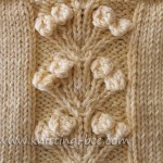 Free Nosegay Stitch Knitting Pattern