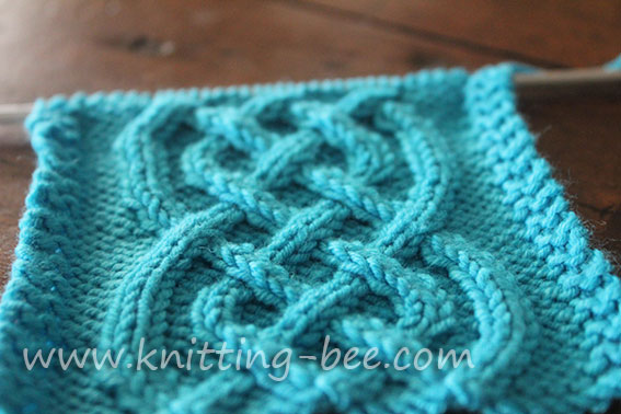 Celtic Cable Knitting Pattern Free Knitting Bee