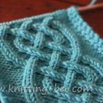 Celtic Cable Knitting Pattern Free