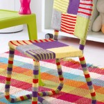 yarn covered furniture