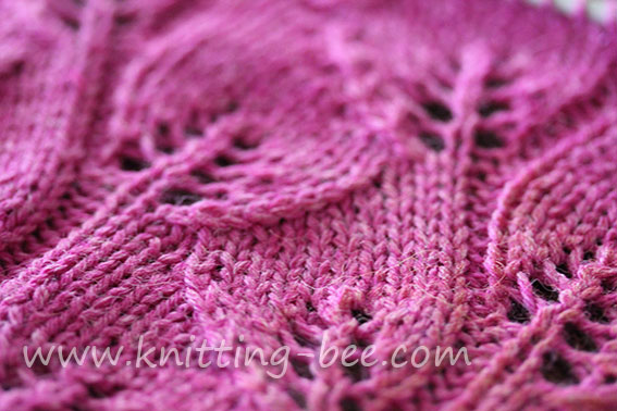Knitting Stitch Patterns Leaf : trailing-leaves-knitting-stitch-pattern-free-2 ? Knitting Bee