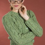 free women's cardigan knitting pattern