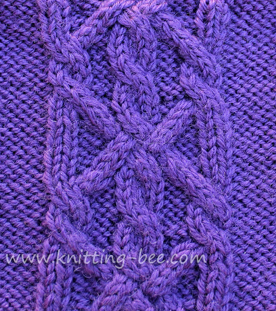 free cable knitting pattern