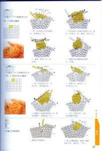 understanding japanese knitting symbols