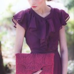 Ada Clutch Knitted Purse
