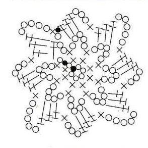 8-petal-leaft-crochet-pattern