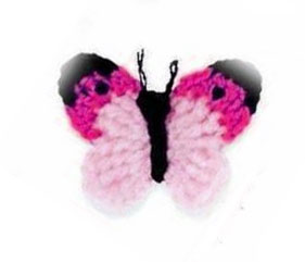 Little Crochet Butterfly