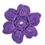 Crochet Flower Pattern 1