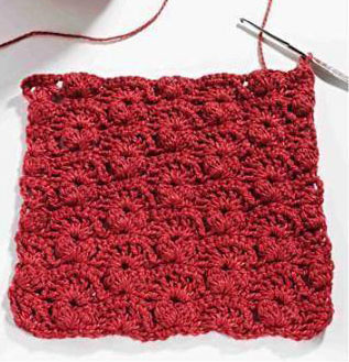 Crochet Fantasy : Fantasy Crochet Stitch ? Knitting Bee