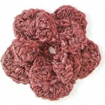 3 Step Crochet Flower