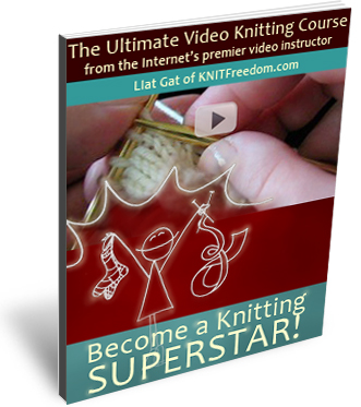 Become a Knitting Superstar ebook cover