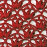 Crochet Openwork Flower Stitch