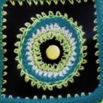 Circle in a Square Crochet
