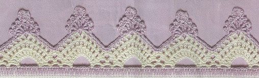Crochet Border Pattern 1