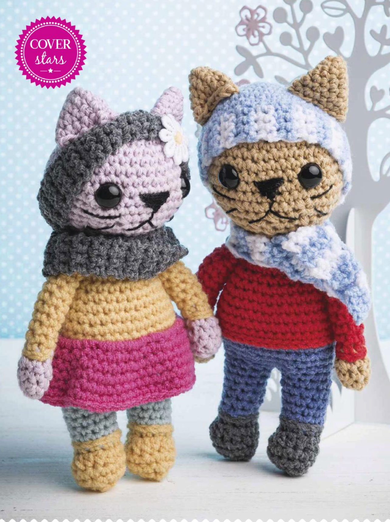 Crocheting Cats : Crochet Cats ? Knitting Bee