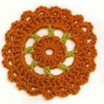 Circle Crochet Motif