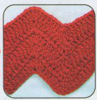 Crochet Ripple Pattern 2