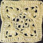 Interesting Crochet Square