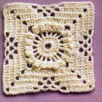 Square Motif Crochet Pattern