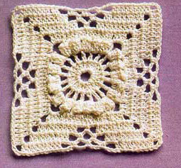 Free Crochet Afghan Square Patterns - About