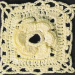 Crochet Square Intricate