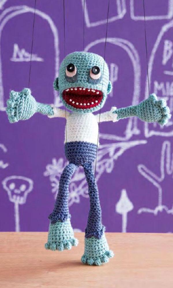 Crochet Zombie Patterns : zombie-crochet-amigurumi-pattern