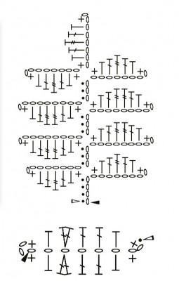 crochet-leaves-diagram