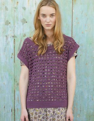 Sardinia Crochet Top