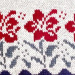 Pretty Flowers Color Knitting