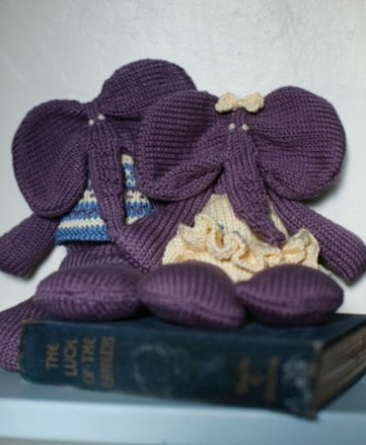 free-knitted-elephant-doll