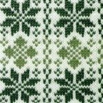 Nordic Star Knitting Pattern 1