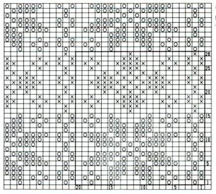 Nordic Star Knitting Pattern 1 Knitting Bee