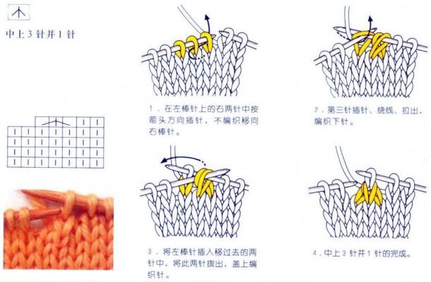 japanese knitting symbols 11