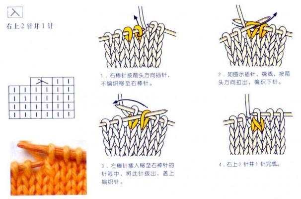 japanese knitting symbols 2