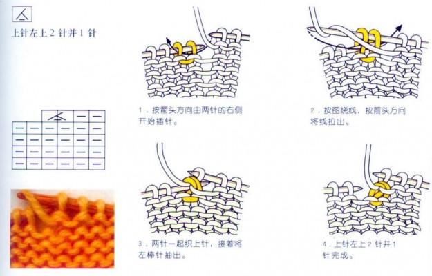 japanese knitting symbols 5