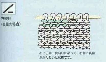 japanese knitting symbols 9
