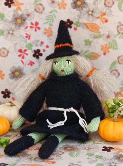 free halloween patterns knitting bee