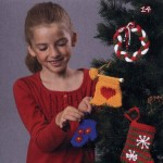 Knitted Xmas Ornaments