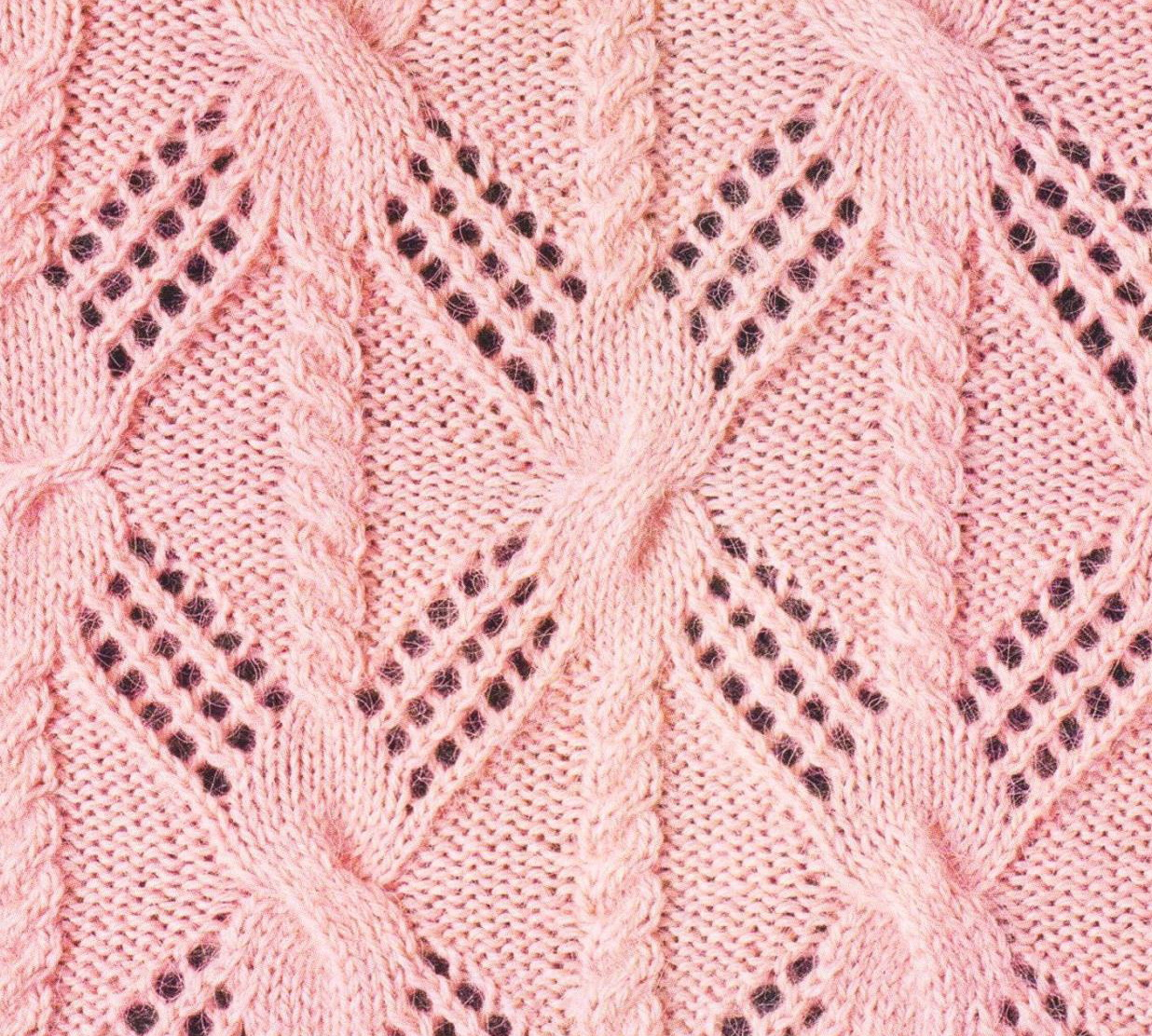 Lace Knitting Chart Symbols : Cable lace knitting stitches yaas for