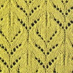 Lace Knitting Chart