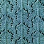 Lace Legs Knitting Stitch Lace