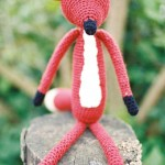 Fox Toy Crochet